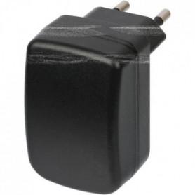 Brennenstuhl Chargeur USB a usage universel avec fiche euro