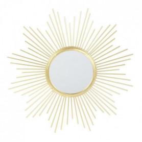 HOME DECO Factory Miroir soleil Petit format - 19,5 cm M12
