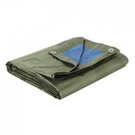 Bâche de couverture 150 gr/m2  5 X 8 M