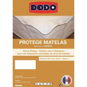 DODO Protege matelas AMBRE 180x200cm Plateau