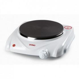 DOMO DO309KP Plaque de cuisson posable en fonte - Blanc