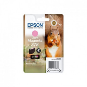 EPSON Cartouche d'encre originale 378 - 4.8 ml - Magenta clair