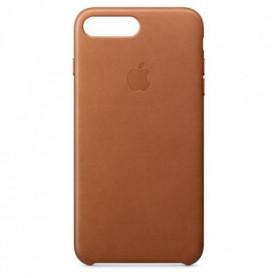 Coque en cuir pour iPhone8Plus/7Plus - Havane