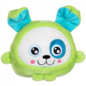 GIPSY - peluche squishimals 10 cm chien vert Toby