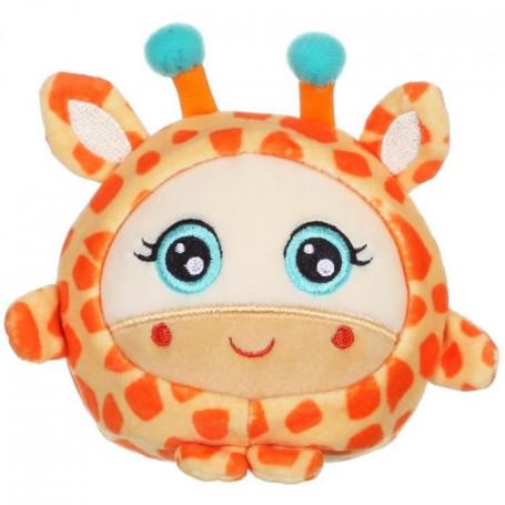 GIPSY - peluche squishimals 10 cm girafe Gigi
