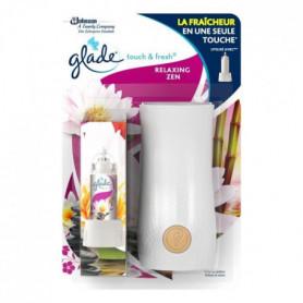 GLADE Diffuseur touch & fresh relaxing Zen - 10 ml
