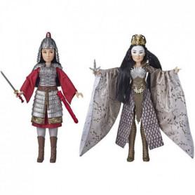 Disney Princesses - poupées Princesses Disney Mulan