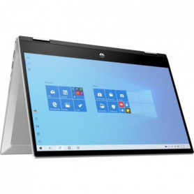 HP Pavilion Convertible 14-dw0004nf - 14FHD - Intel Core i3-1005G1 - RAM 8Go