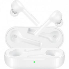 HUAWEI FreeBuds Lite Écouteurs sans fil réel - Blanc