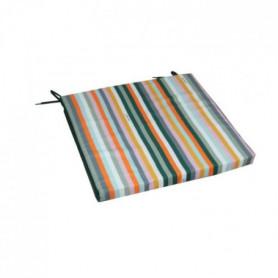 JARDIN PRIVE Assise de Chaise Idea Manon Vert - 37x40x3 cm