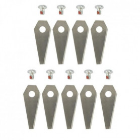JARDIN PRATIC 9 lames 1108592 pour robots sous blister