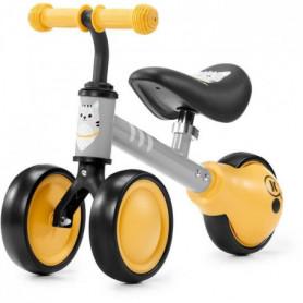 KINDERKRAFT Mini vélo Draisienne CUTIE Jaune - 3 roues