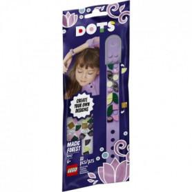LEGO DOTS 41917 Le bracelet Foret magique