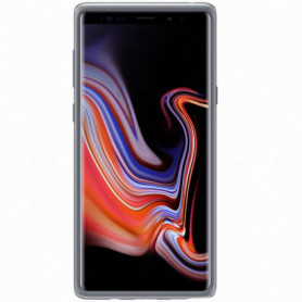 Samsung Coque Renforcée Stand Note9 - Argent