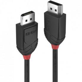 LINDY Câble DisplayPort 1.2 - Black Line - 1m