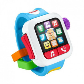 FISHER-PRICE Rires & Éveil Ma Premiere Montre Puppy - GMM51