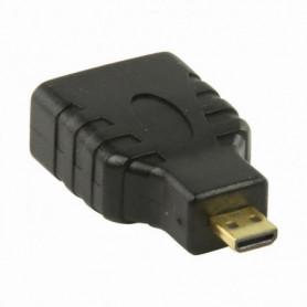 NEDIS HDMI Adapter - HDMI Micro Connector - HDMI Female
