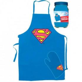 WTT DC COMICS SUPERMAN - Set Tablier et Gant de cuisine