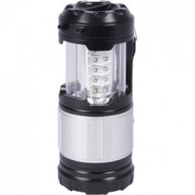 GRUNDIG Lanterne de camping 2 en 1 - 30 LED
