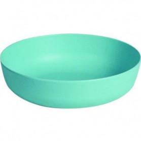 MILL'O BÉBÉ Assiette creuse - Bleu - Ø 18 cm