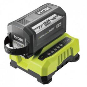 RYOBI Batterie 36V 6Ah Max Power High Energy + chargeur