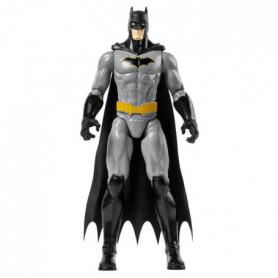 BATMAN Figurine 30cm - BATMAN GRIS REBIRTH