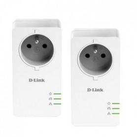 D-Link Kit de 2 adaptateurs CPL AV2 1000 Gigabit