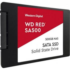 WESTERN DIGITAL Disque SSD SATA NAS Red SA500 (WDS500G1R0A)