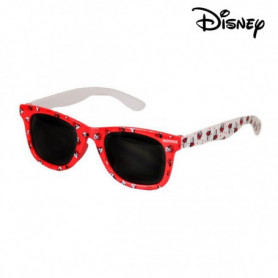Lunettes de soleil enfant Disney Rouge Noir