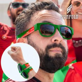 OUTLET Lunettes de Soleil Enroulables Sunfold Mundial Portugal