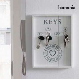 Boîtier Organisateur de Clés  I Love My Home by Homania