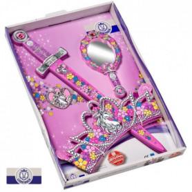 LIONTOUCH Panoplie Princesse - Déguisement Accessoire