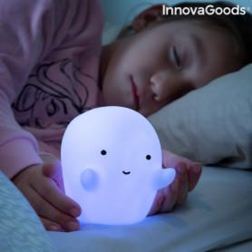 Lampe LED multicolore Fantôme Glowy InnovaGoods