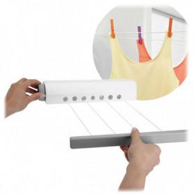 Séchoir Pliable Rétractile Roll-up