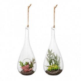 Plante décorative 119510 Artificielle Intérieur Ø 16 cm