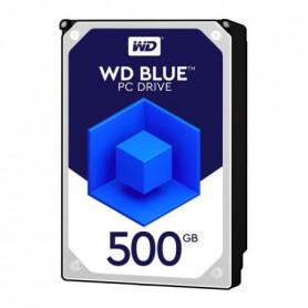 Western Digital HDD Blue WD5000AZRZ - 500Go -64 Mo