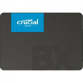 "CRUCIAL - Disque SSD Interne - BX500 - 240Go - 2,5"""