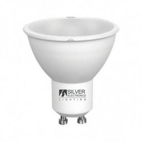 Ampoule LED Dichroïque Silver Electronics ECO GU10 7W 3000K