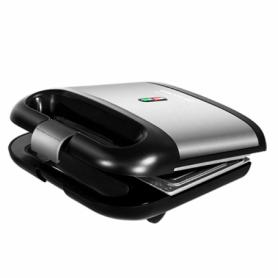 Machine à sandwich Cecotec Rock´nToast 750W Noir Acier inoxydable