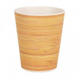Verre Privilege Bambou Marron