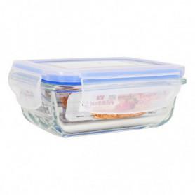 Boîte à lunch hermétique Quttin (180 cc) (12,7 x 9 cm)