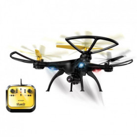 SILVERLIT - Drone Télécommandé Spy Racer