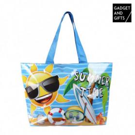 Sac de Plage Emoticônes Summer Time Gadget and Gifts