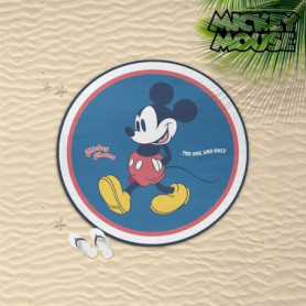 Serviette de plage Mickey Mouse 78047