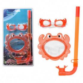 Masque de Plongée avec Tube pour Enfants 115098