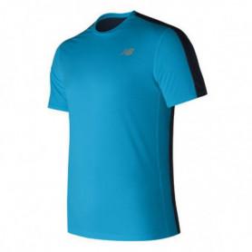 T-shirt à manches courtes homme New Balance MT73061MLE Bleu