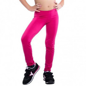 Leggings de Sport pour Enfants Happy Dance JR Fuchsia