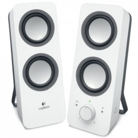Logitech Z200 Speaker 2.0 Blanc
