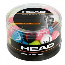 Antivibrateur Head PRO DAMP JAR (70 pcs) Multicouleur