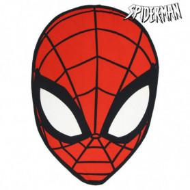 Serviette de plage Spiderman 75518 Rouge